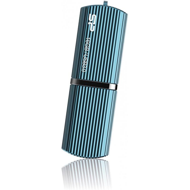 Silicon Power mälupulk 16GB Marvel M50, sinine