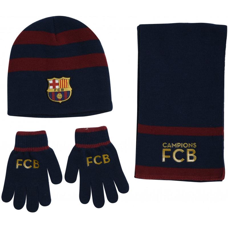 FC Barcelona autumn   winter hat b0916db7b61b