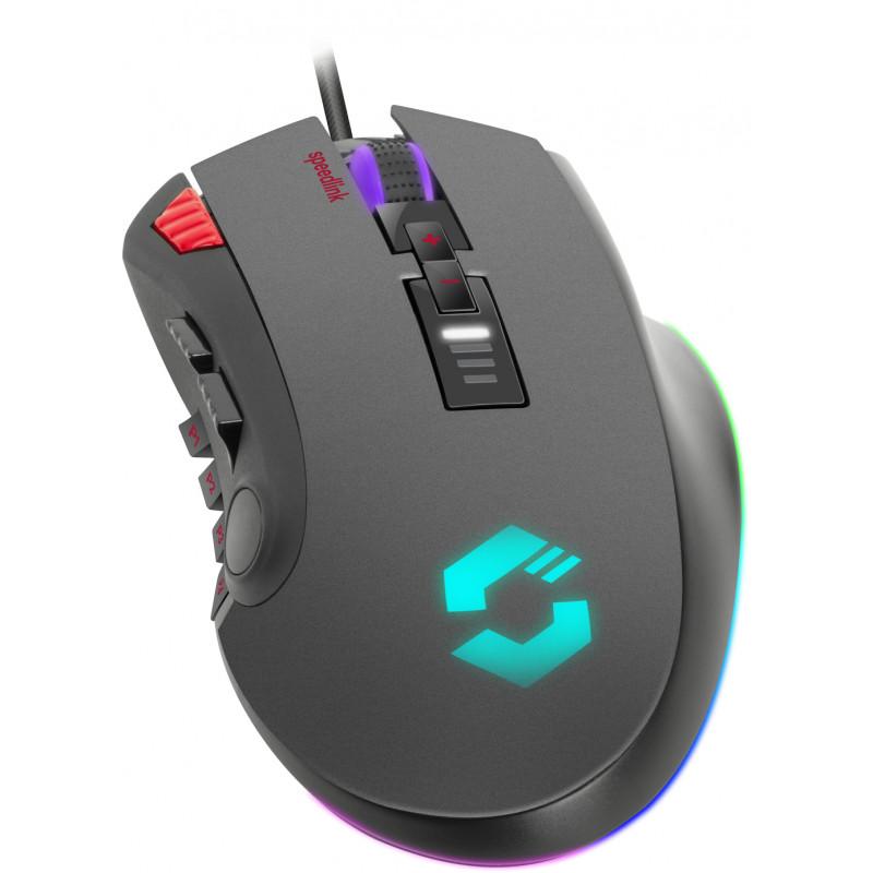 Speedlink hiir Tarios, must (SL-680012-BK)
