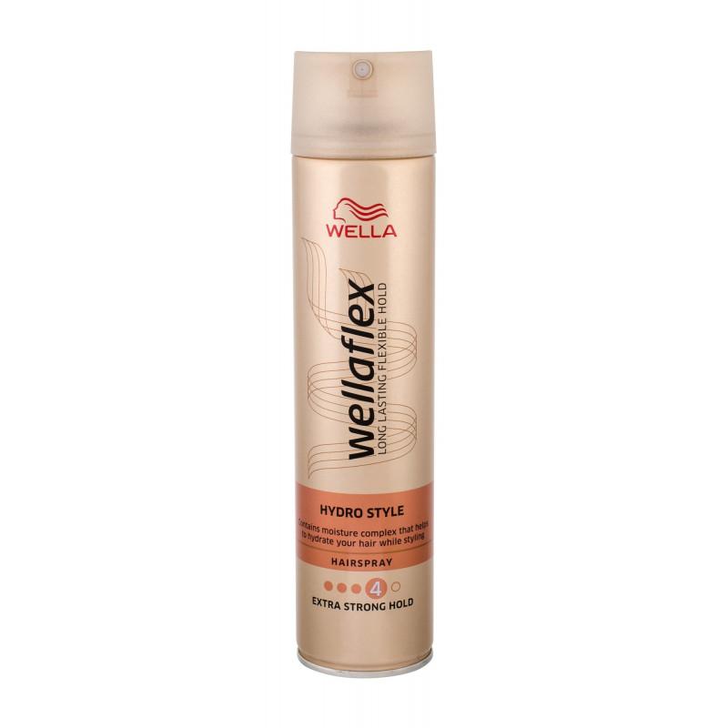 Wella Wellaflex Hydro Style (250ml) - Hair sprays - Photopoint b5e4ef9918c