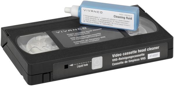 Vivanco VHS puhastuskassett Head Cleaner (39763)
