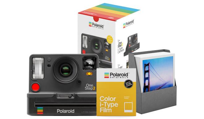 Polaroid OneStep 2 VF Everything Box, grey