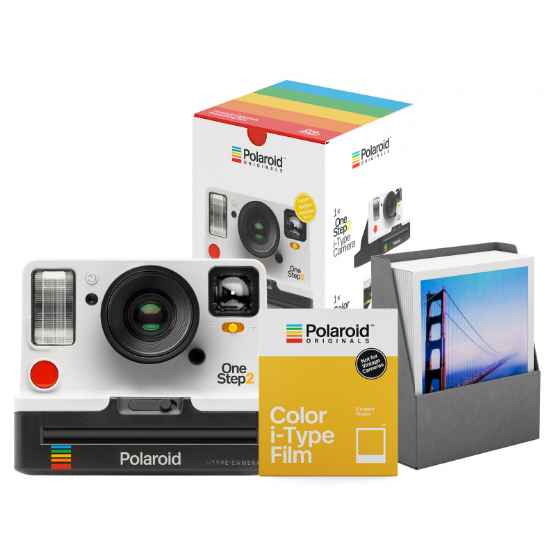 Polaroid OneStep 2 VF Everything Box, белый