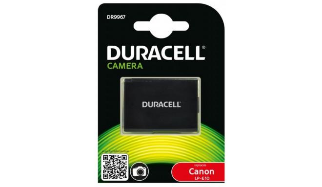 Duracell akumulators Canon LP-E10 1020mAh