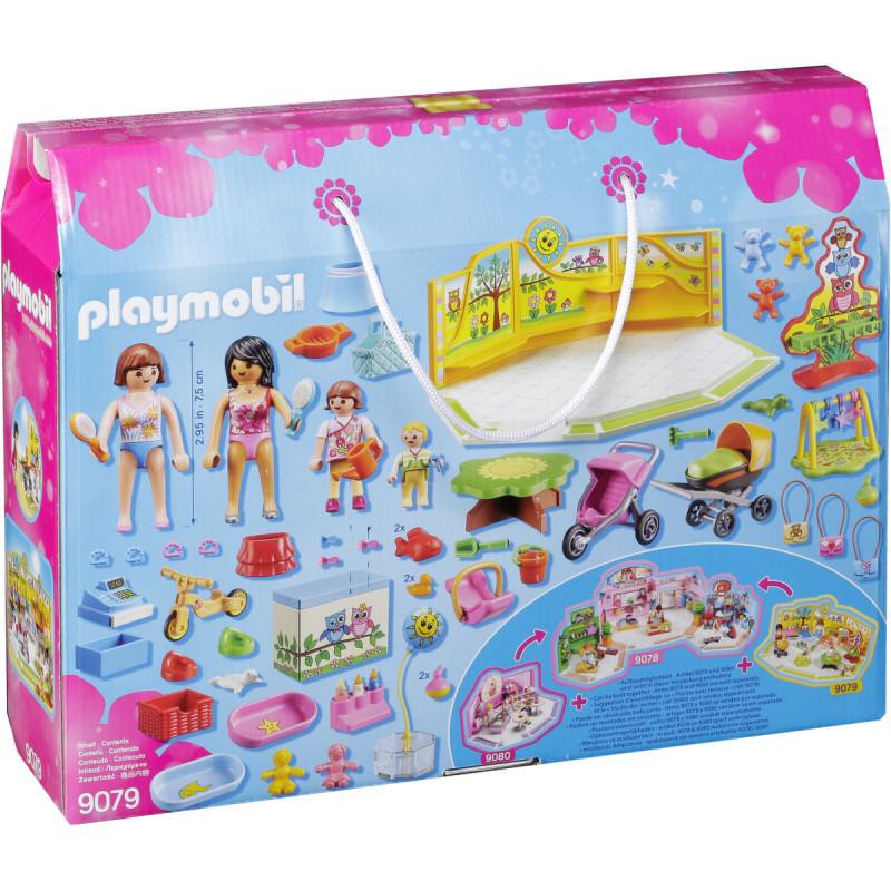 05ec89646 Playmobil City Life 9079 Baby Store