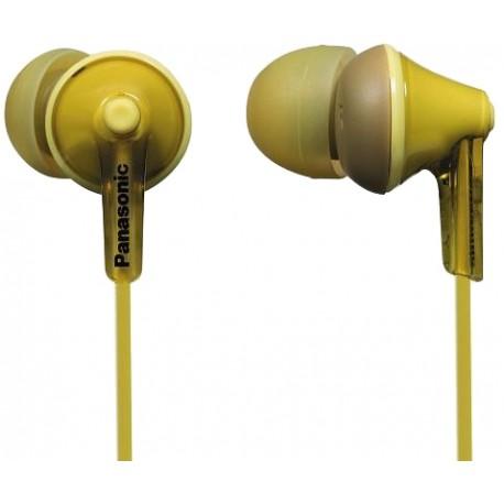 Panasonic kõrvaklapid RP-HJE125E-Y, kollane