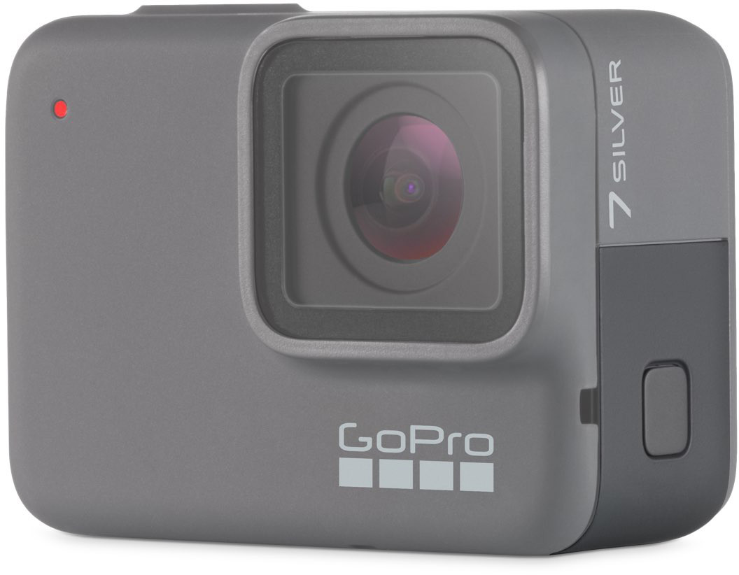 GoPro asendusklapp Hero7 Silver
