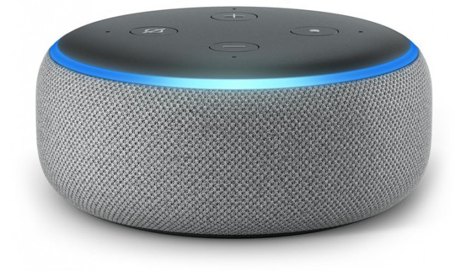 Amazon Echo Dot 3, pelēks