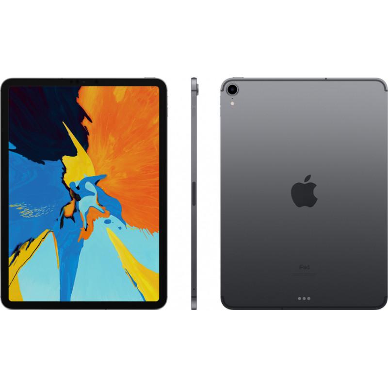 """Apple iPad Pro 11"""" 256GB WiFi + 4G, space gray"""