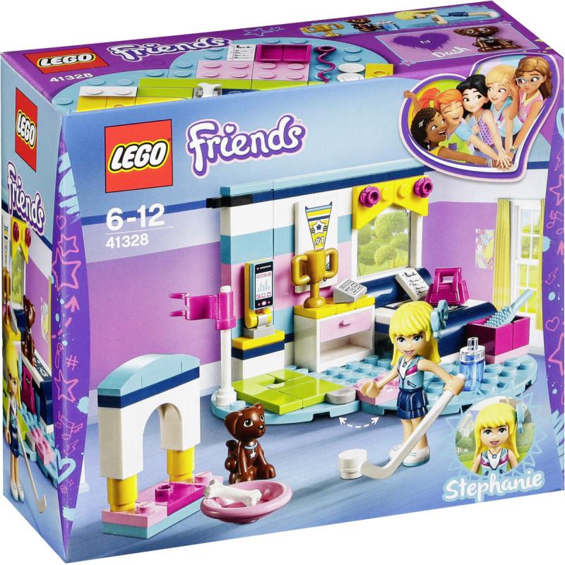 Lego Friends 41328 Stephanie S Bedroom Lego Photopoint