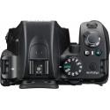 Pentax K-70 + DA 18-55мм WR Kit, черный