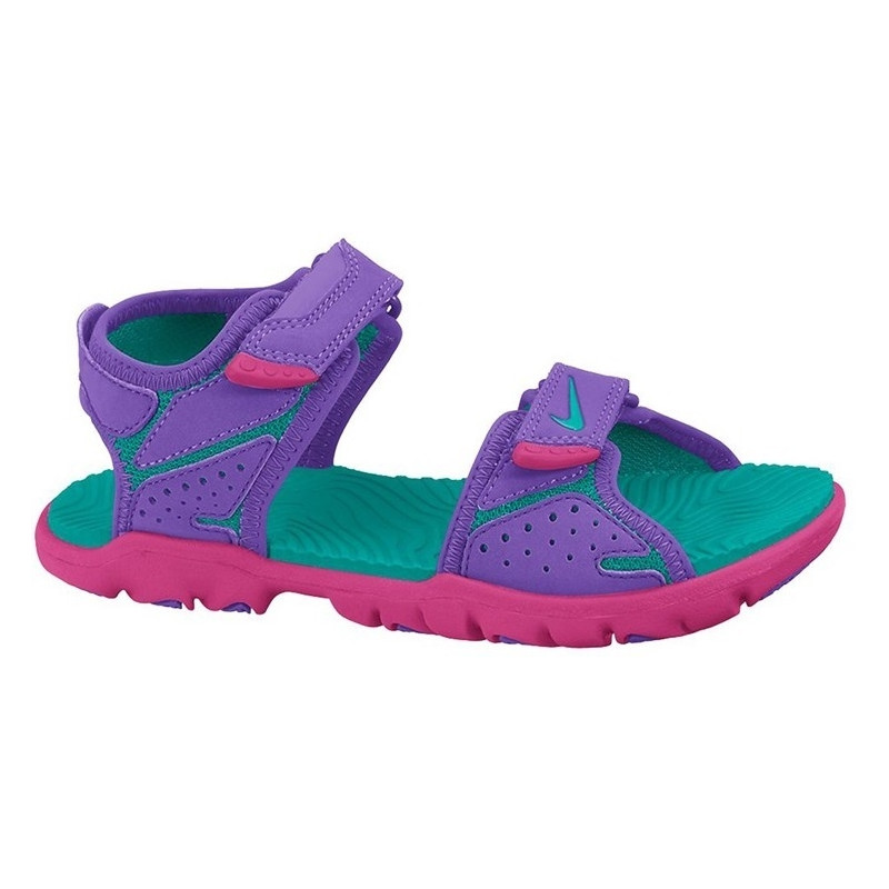 8eafeab28576 Sandaalid Nike Santiam 5 GS lilla - Sandals - Photopoint