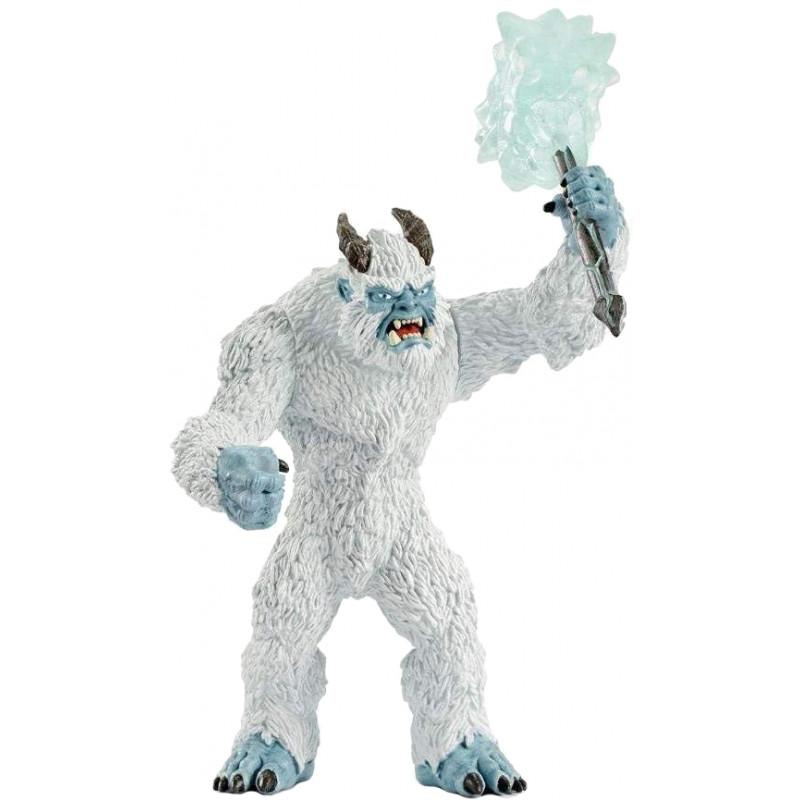 Schleich figurine Eldrador Ice Monster with Weapon (42448)
