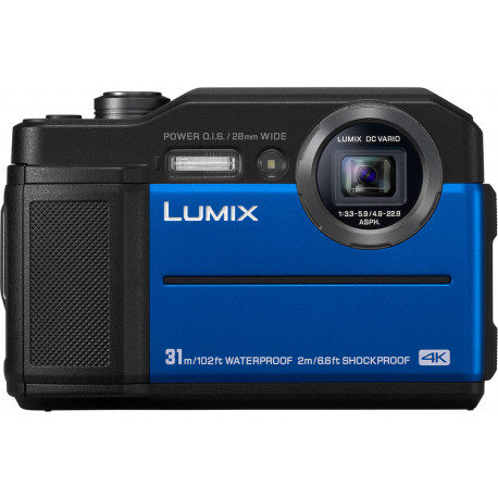 Panasonic Lumix DC-FT7, zils