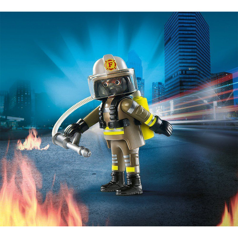 Playmobil Playmo-Friends toy figure Firefighter (9336)