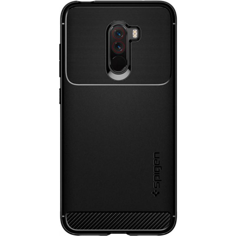 Spigen case Rugged Armor Xiaomi Pocophone F1