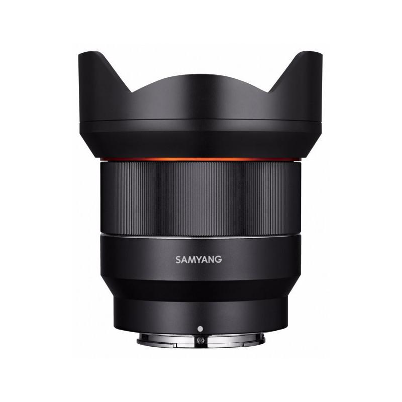 Samyang AF 14mm f/2.8 objektiiv Sonyle