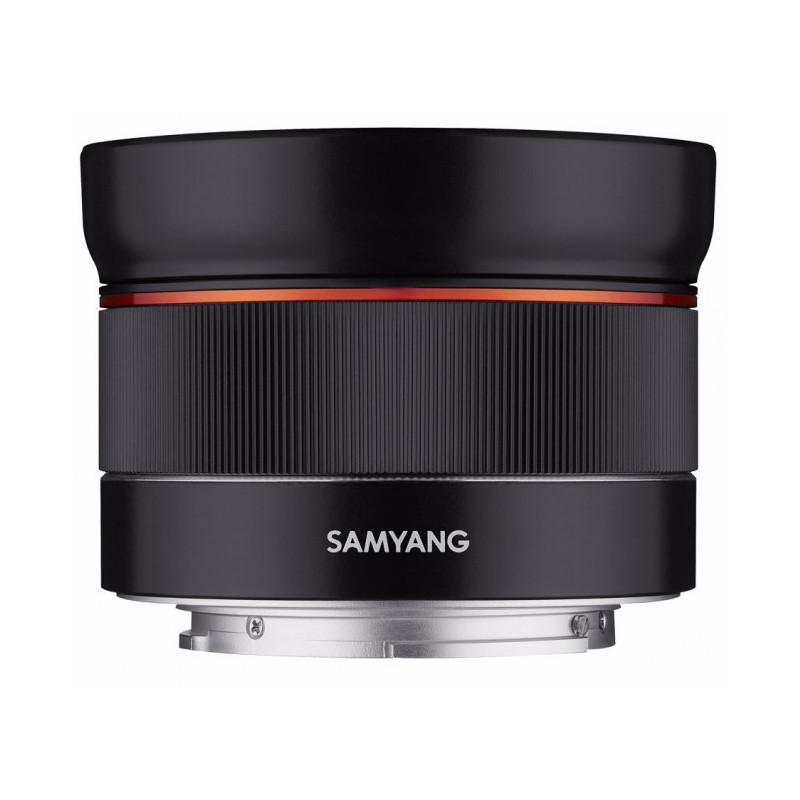 Объектив Samyang AF 24мм f/2.8 для Sony
