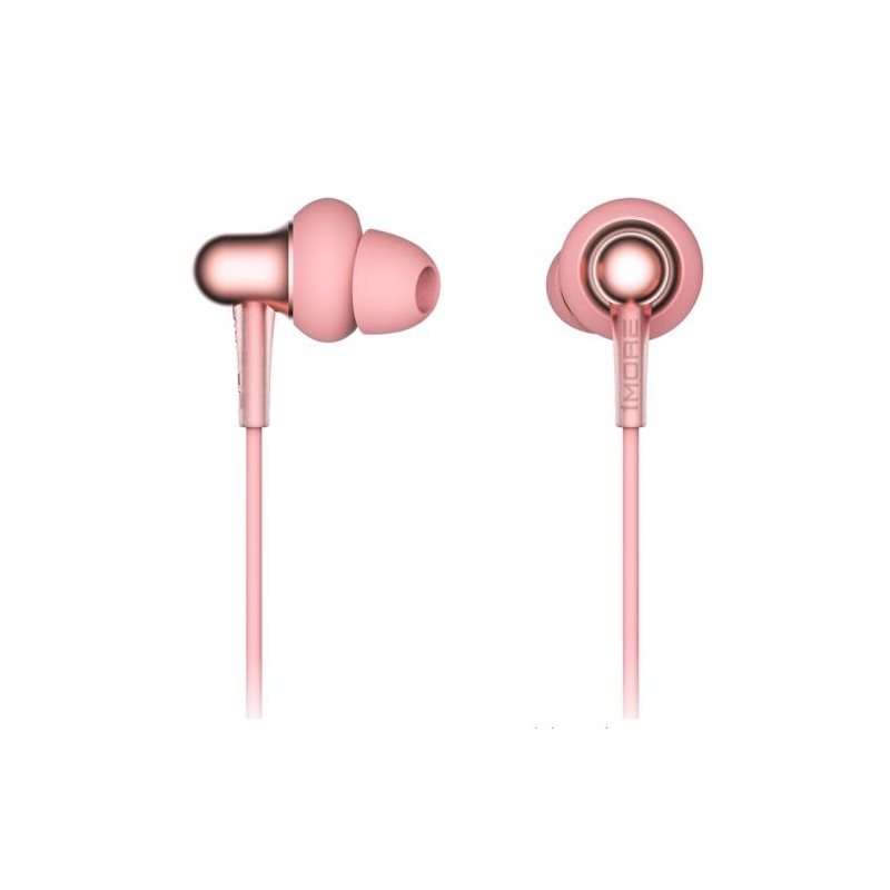 HEADSET STYLISH IN-EAR/E1025-PINK 1MORE