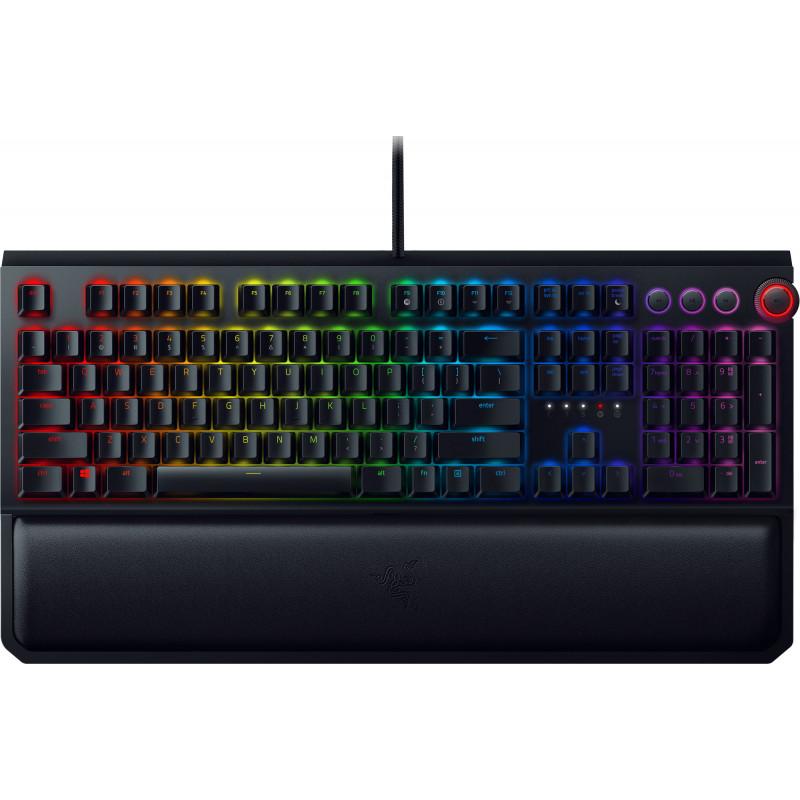 Razer keyboard Blackwidow Elite RU Green Switches