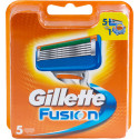 Gillette varuterad Fusion 5tk