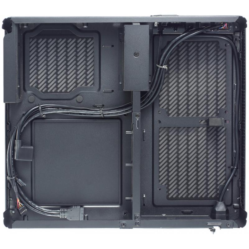 Fractal Design korpuss Node 202, melns