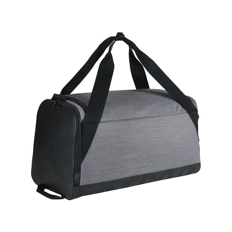 47c7381ab6744 Bag Nike Brasilia Small Training Duffel Bag BA5335-064 (gray color ...