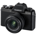 Fujifilm X-T100 + 15-45mm + 50-230mm Kit, black