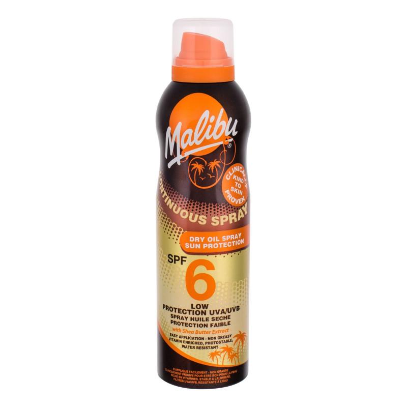 Malibu Continuous Spray Dry Oil SPF6 (175ml)
