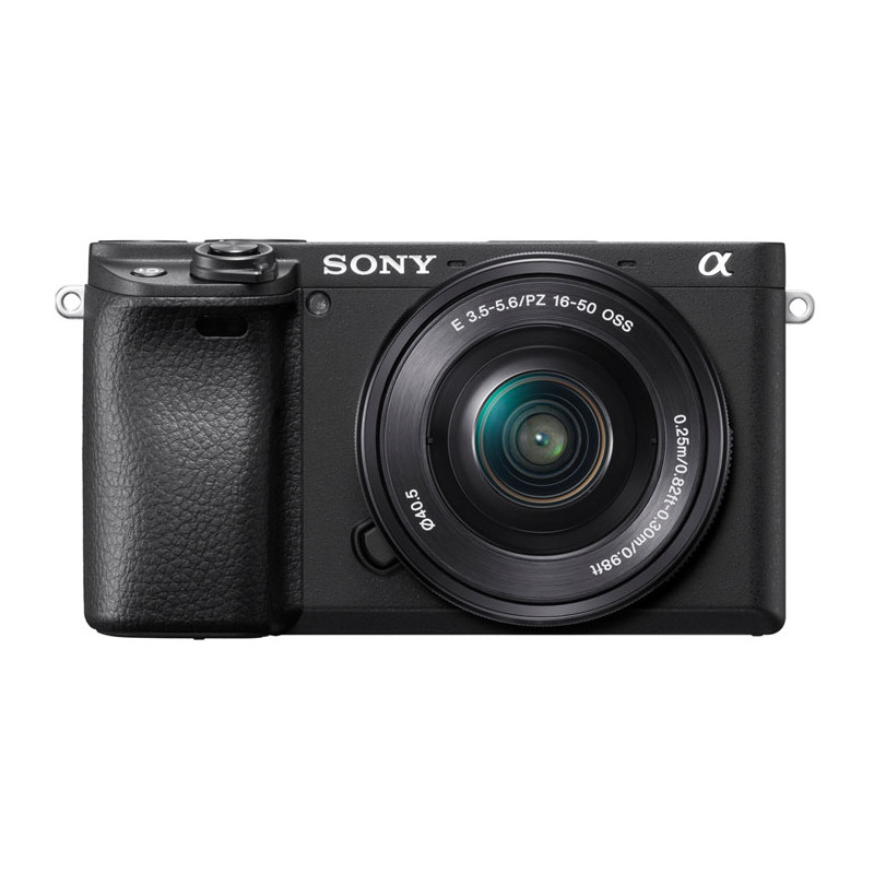 Sony a6400 +16-50mm Kit, must