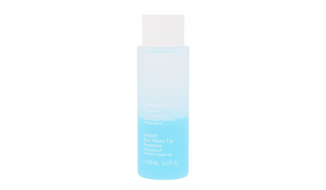 Clarins Instant Eye Make-Up Remover Waterproof & Heavy Make-Up (125ml)