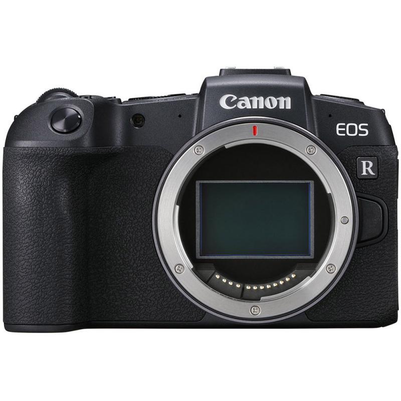 Canon EOS RP kere + objektiivi adapter EF-EOS-R