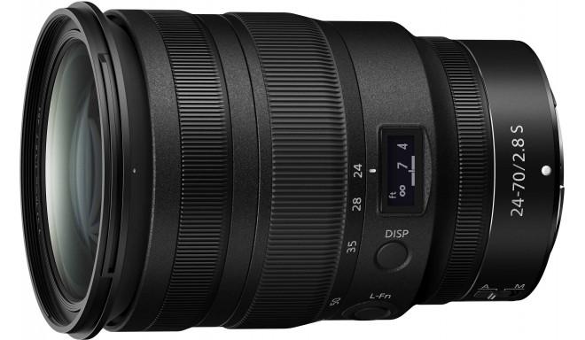 Nikon Nikkor Z 24-70mm f/2.8 S objektiiv