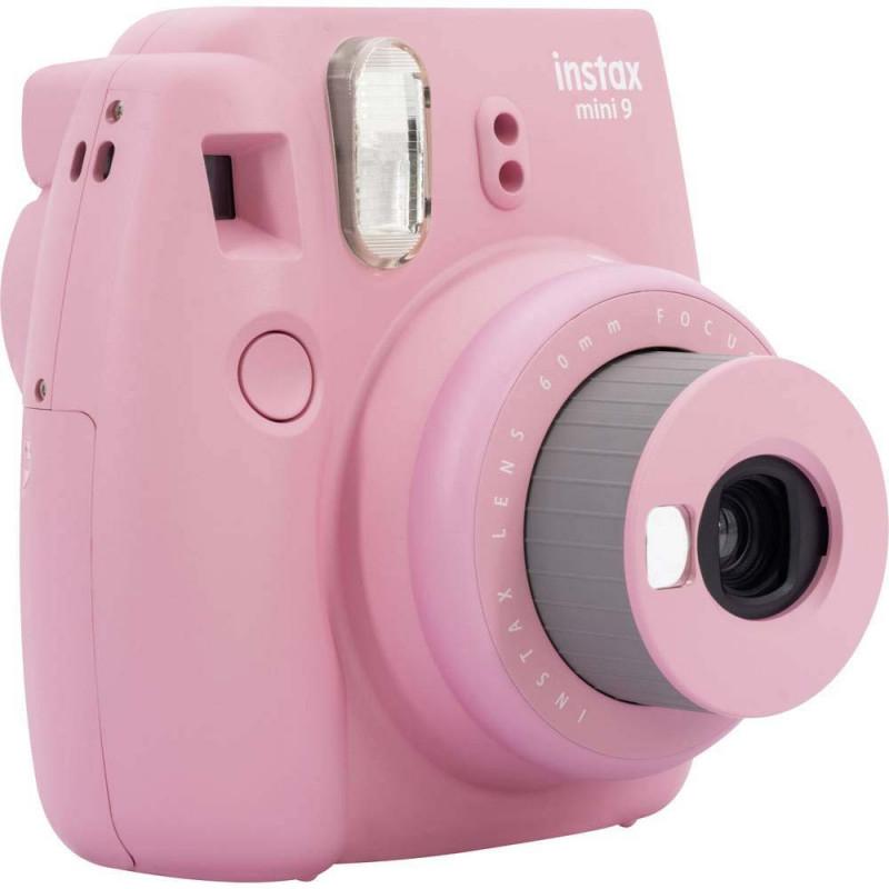 Fujifilm Instax Mini 9, blush rose + Instax Mini paber