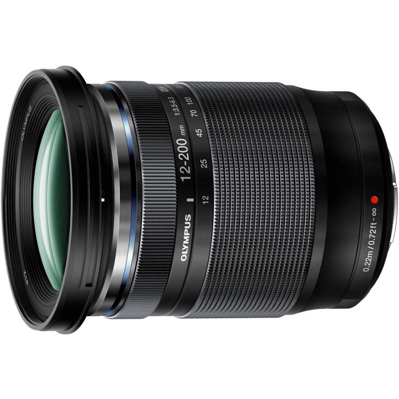 Olympus M.Zuiko Digital ED 12-200mm f/3.5-6.3 objektiiv