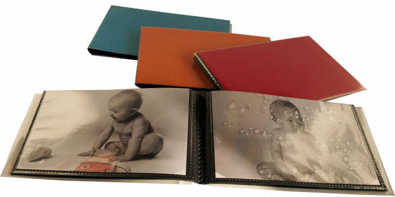 Focus album Polaroid Mini, assortii