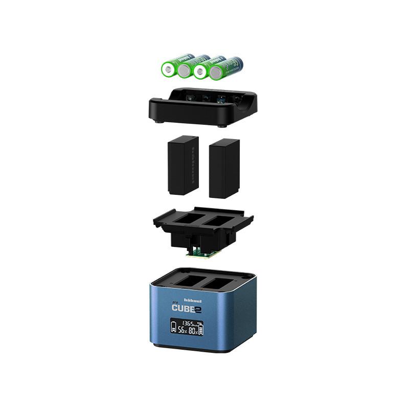 Hähnel charger ProCube 2 Twin Fuji/Panasonic