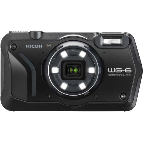 Ricoh WG-6, black