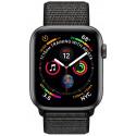 Apple Watch 4 GPS 44mm Sport Loop, black