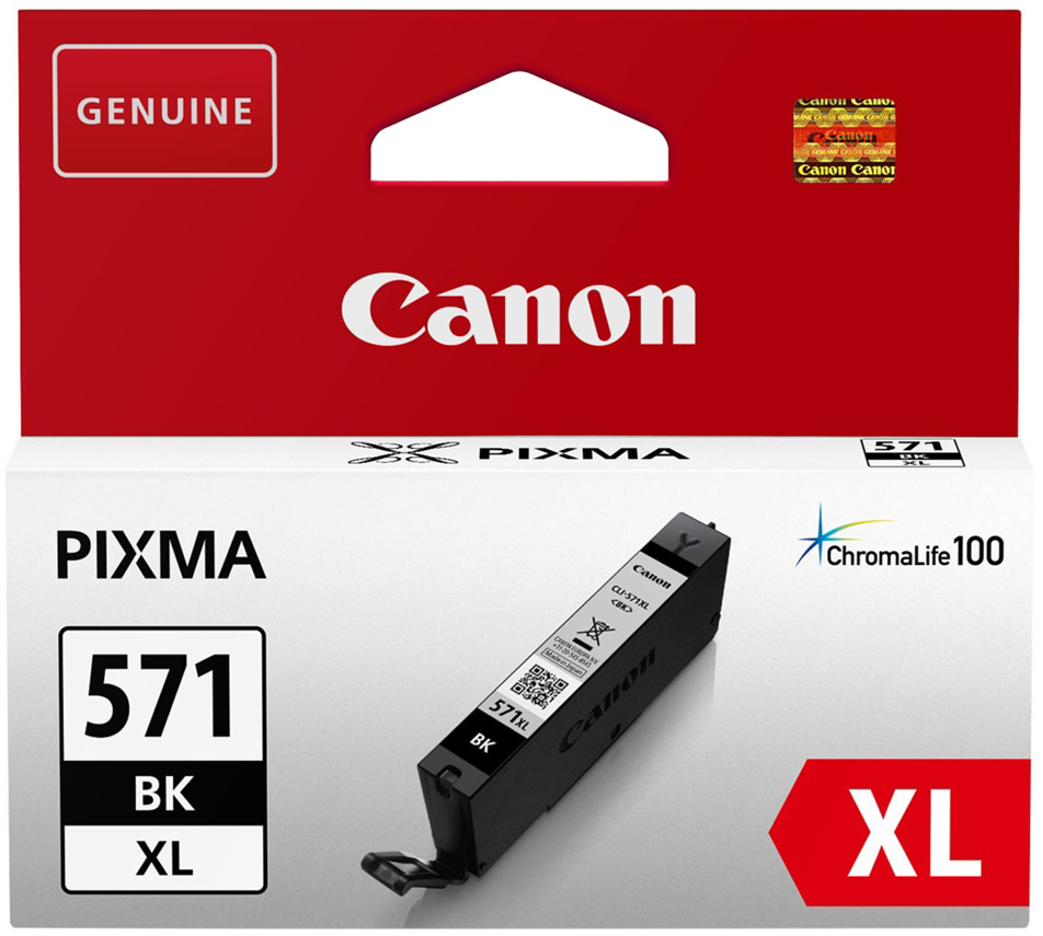 Canon tint CLI-571XL, must