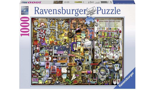 Ravensburger pusle Leiutaja töölaud 1000tk