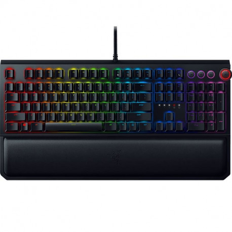 2be2fcbfd3f Razer klaviatuur BlackWidow Elite Yellow Switch SWE