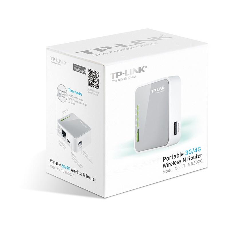 TP-Link router TL-MR3020