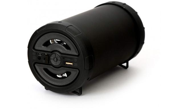 Omega Bluetooth kõlar V2.1 OG70B, must (44160)