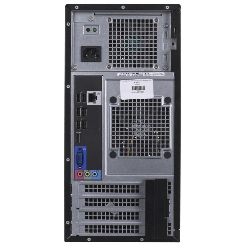 DELL OptiPlex 3010 i5-3470 8GB 240GB SSD DVD MT Win7pro UŻYWANY