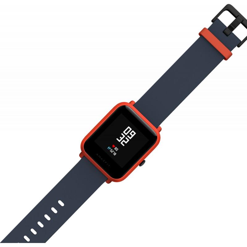 Xiaomi nutikell Amazfit Bip, punane