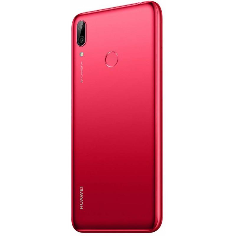 Huawei Y7 2019 32GB DualSIM, coral red