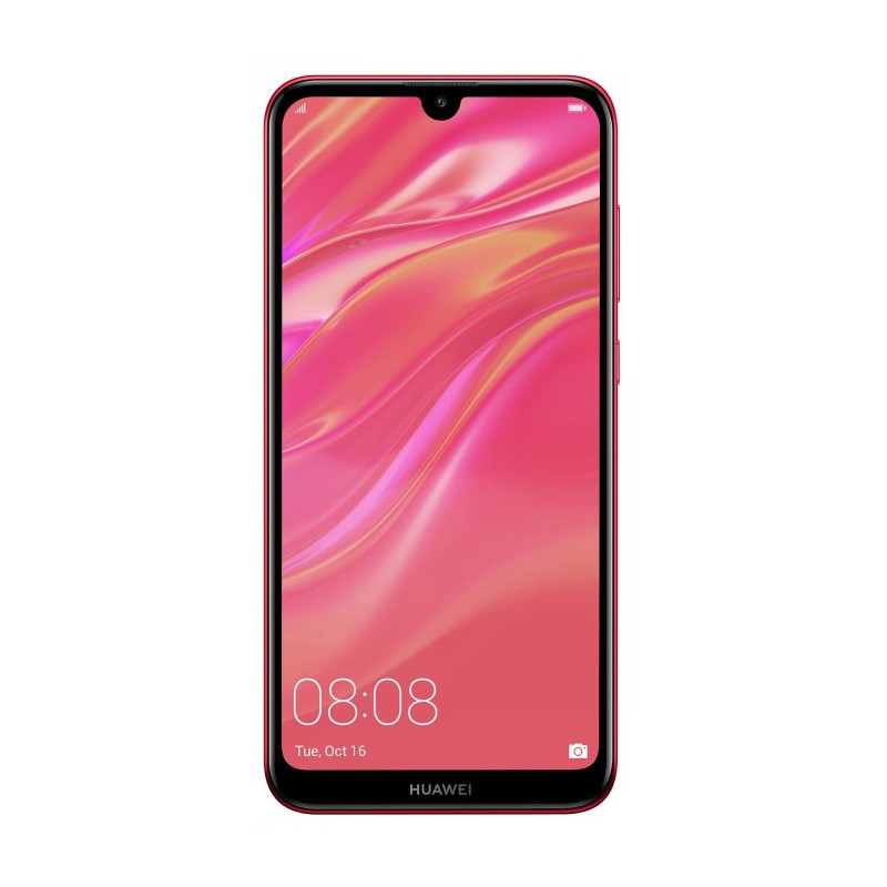 Huawei Y7 2019 32GB DualSIM, coral red