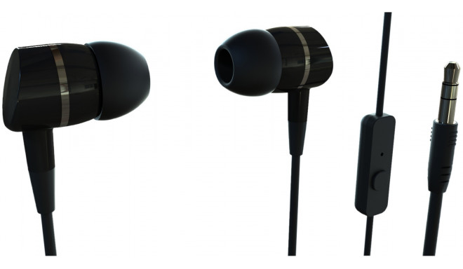 Vivanco headset Smartsound, black (38009)