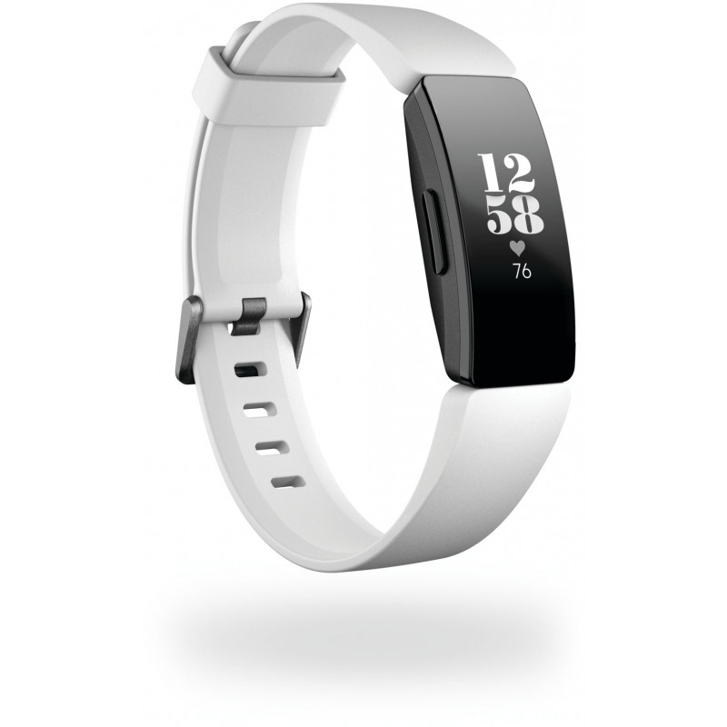 Fitbit activity tracker Inspire HR S/L, white